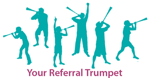 Your Referral Trumpet