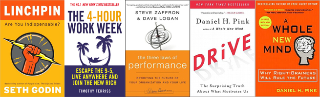 Book Rapper's Best Business Books